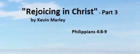 """27th of November Ministry – """"Rejoicing in Christ"""" – Part 3"""